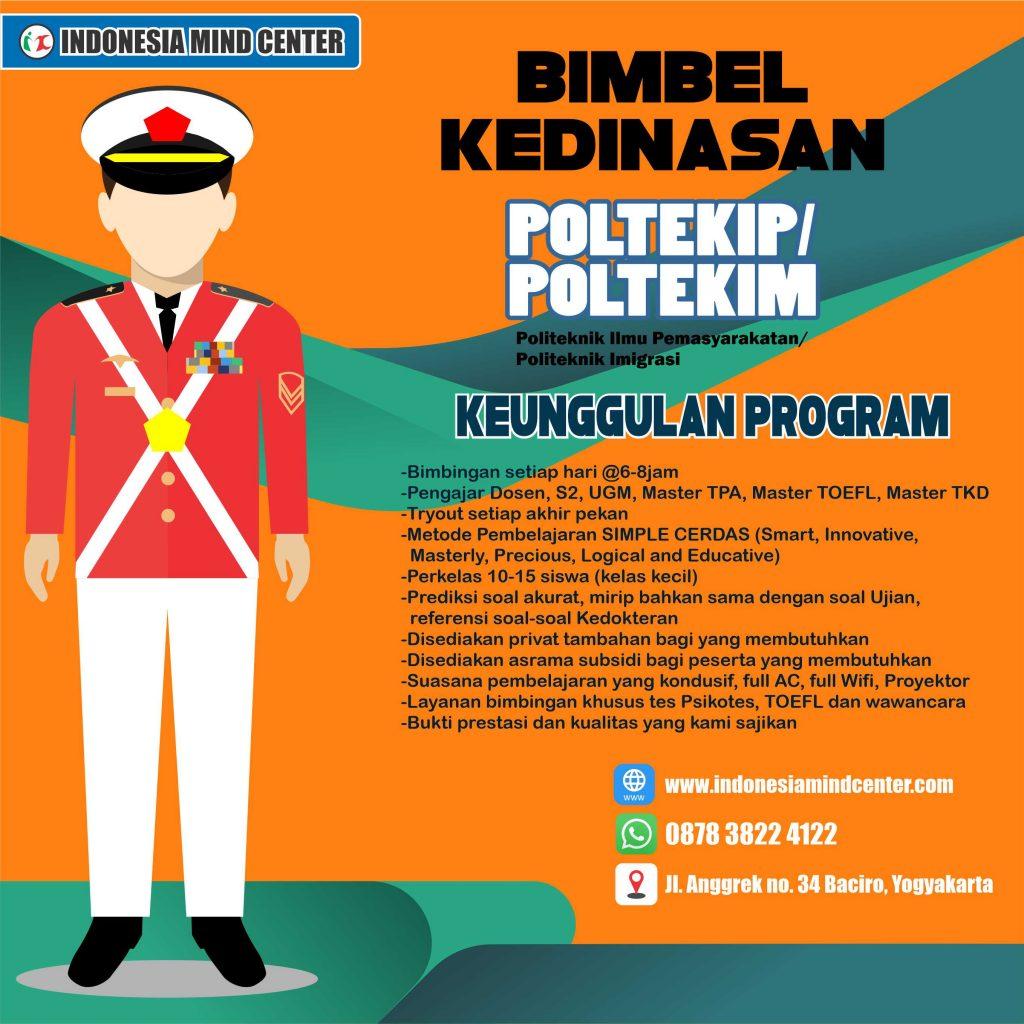 BIMBEL POLTEKIP/POLTEKIM