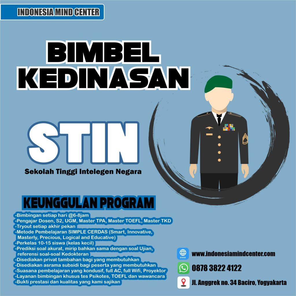 BIMBEL STIN
